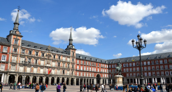OgoTours - Madrid Free Walking Tour