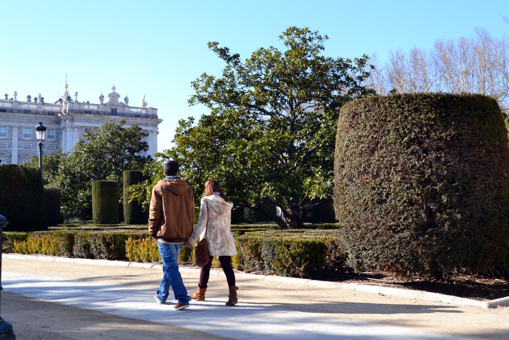 Madrid Free Walking Tour Afternoon