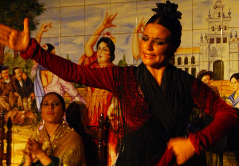 Flamenco in Madrid- Villa Rosa