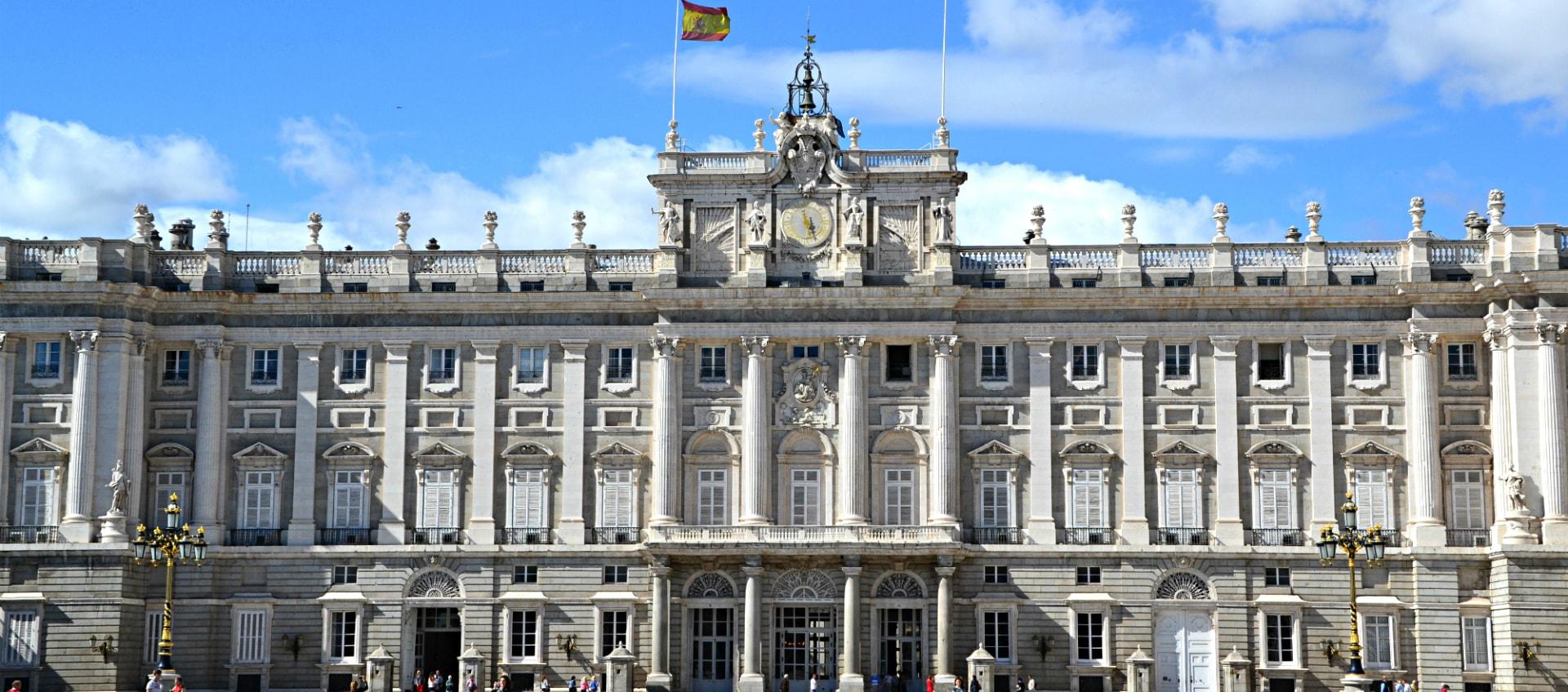 Royal Palace of Madrid - Ogo Tours  Madrid experience ...