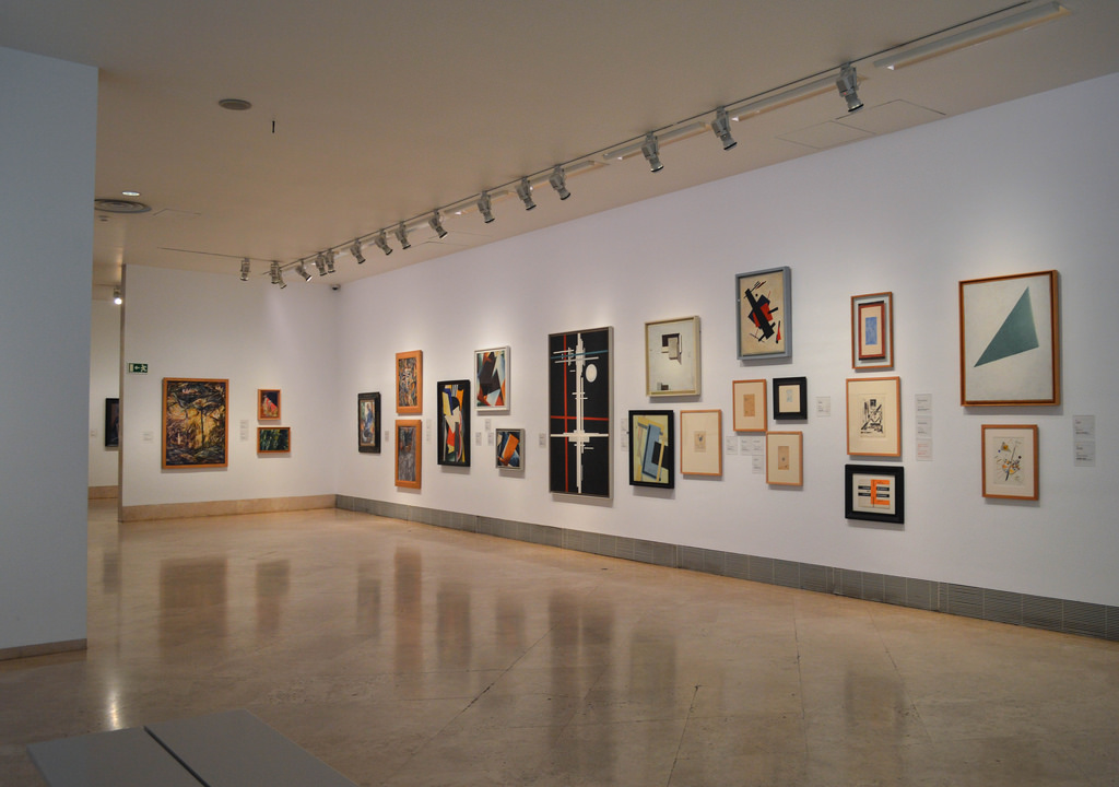 Thyssen Bornemisza Museum offers a wonderful overview of art from Middle Ages to the present