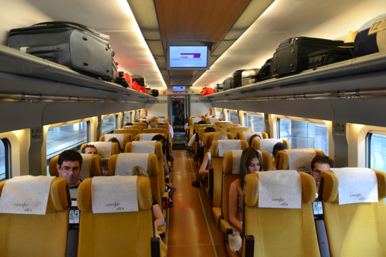 How to get to Toledo from Madrid - High Speed Train (AVE)