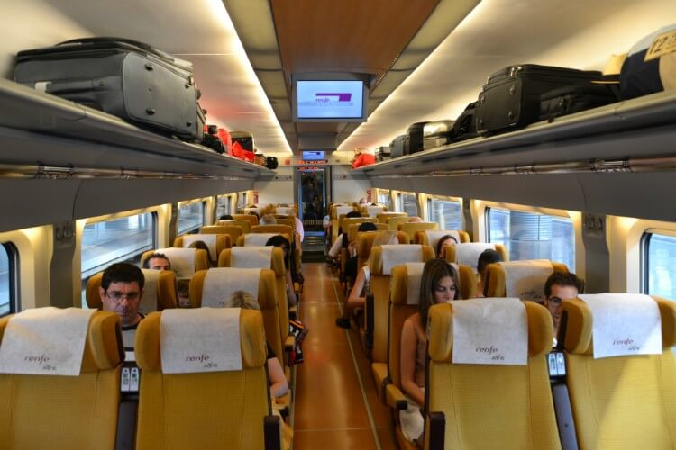 How to get to Toledo from Madrid by train