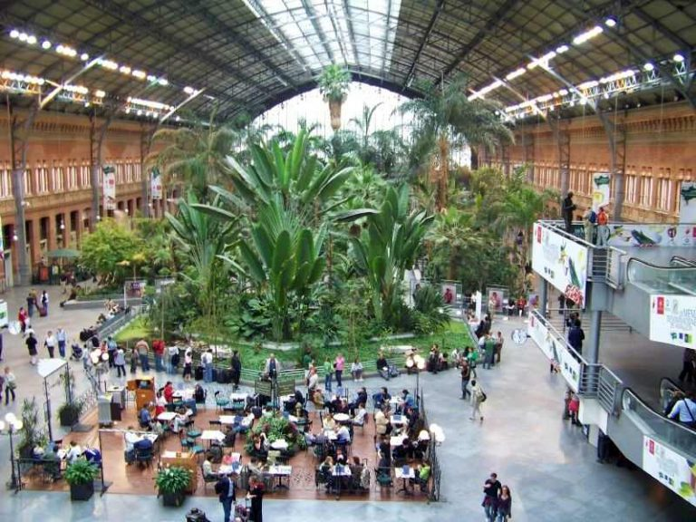 How to get to Toledo by train from Madrid