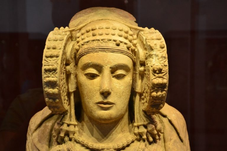 Lady of Elche Archaeological Museum Madrid