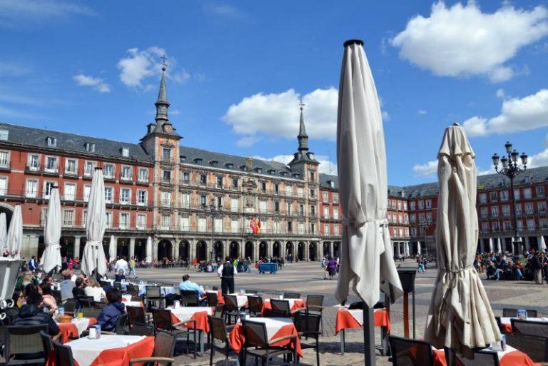 Plaza Mayor Square Madrid