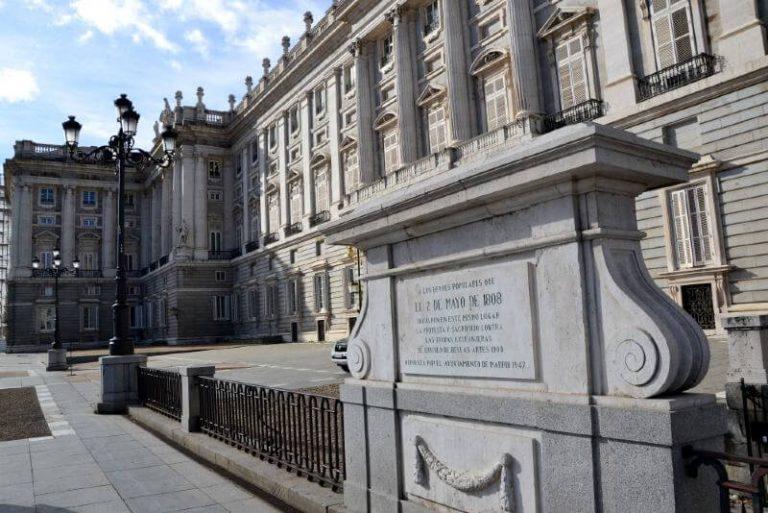 Royal Palace Eastern Facade