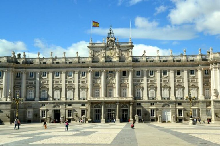The Royal Palace Madrid information