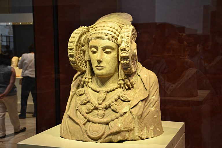 The Lady of Elche Madrid