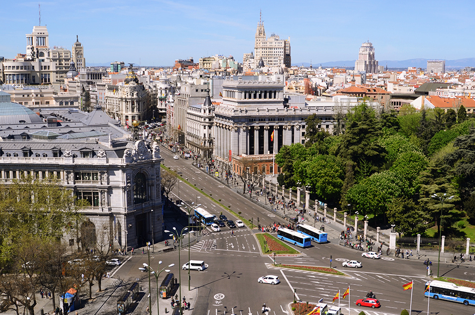 Private Tour Madrid in 1 Day