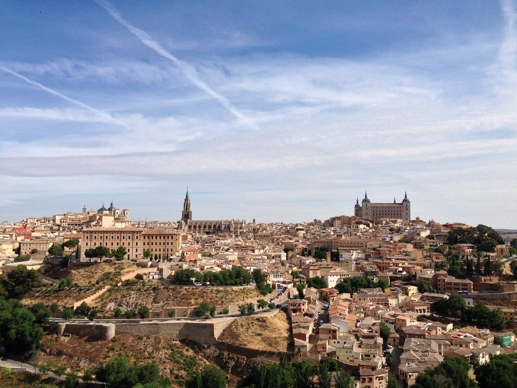 How to get to Toledo from Madrid - Toledo Panoramic Views