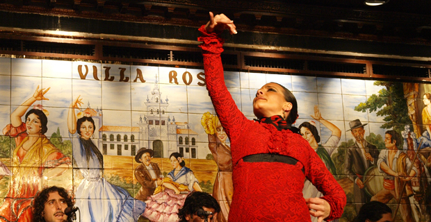 where to see flamenco in madrid