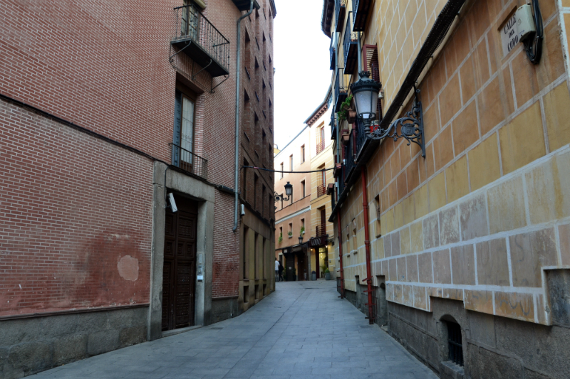 Convent of Las Carboneras Corpus Christi is located in the heart of Madrid Old Town