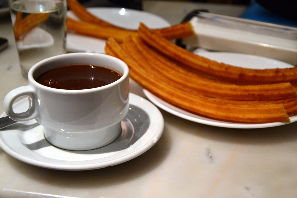 Chocolate with Churros (OgoTours)
