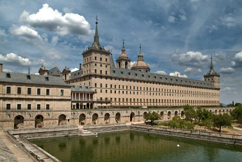 Day trip from Madrid to El Escorial