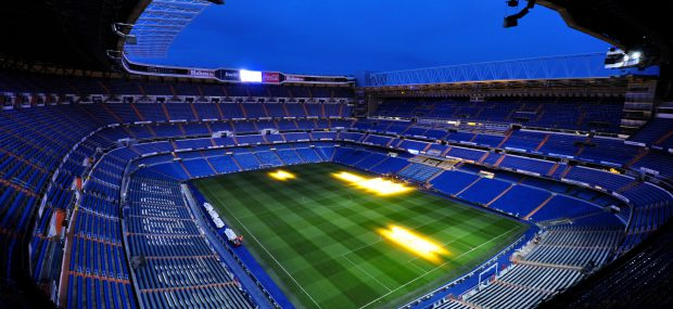 Real Madrid Home Matches September 2018
