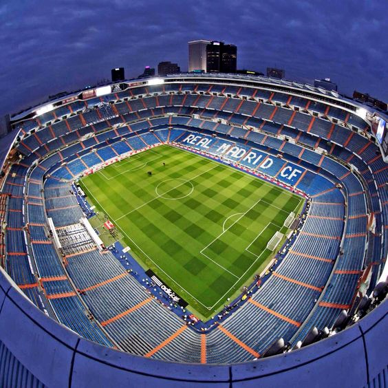 Real Madrid´s Sporting Heritage