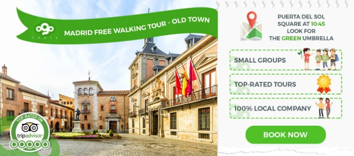 Madrid Free Walking Tour