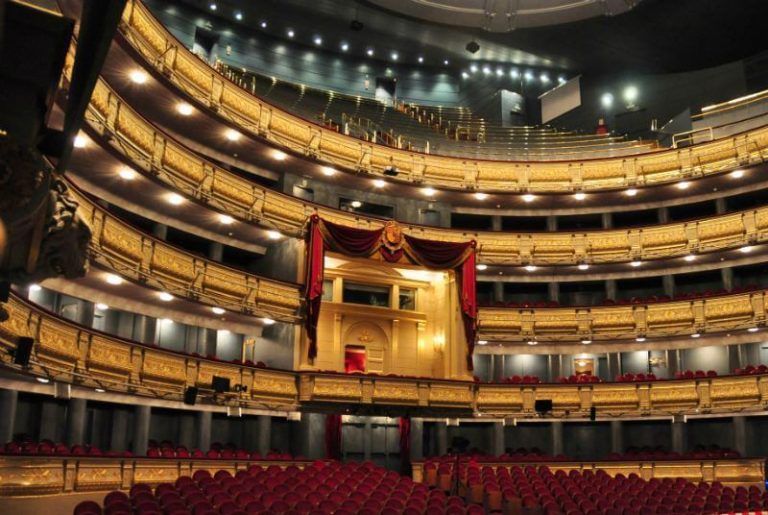 Teatro Real Madrid Opera House