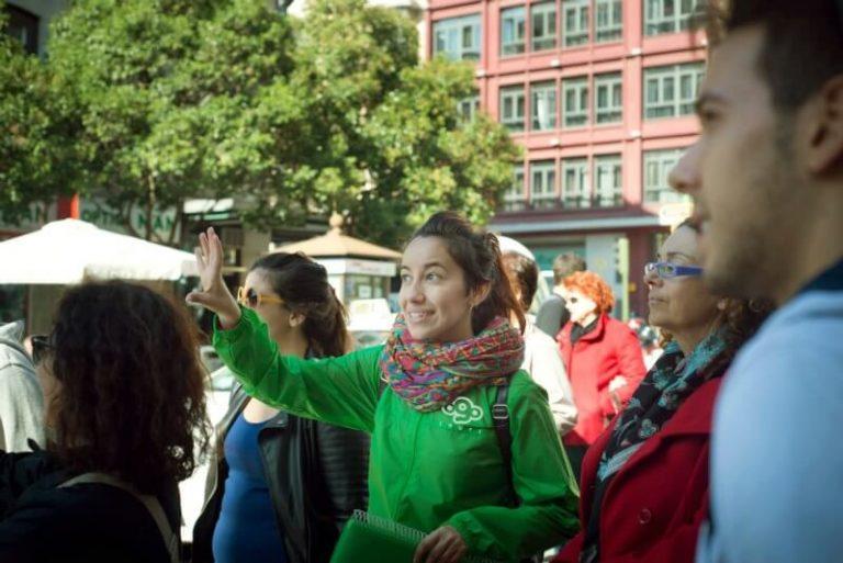 Free Walking Tour in Madrid