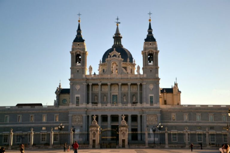 Free Entry to Madrid Cathedral in Madrid