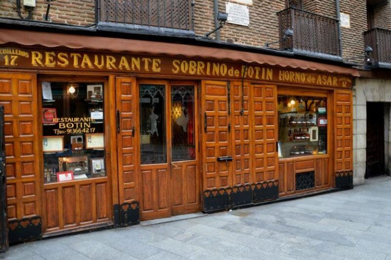 Centuries-old Business in Madrid