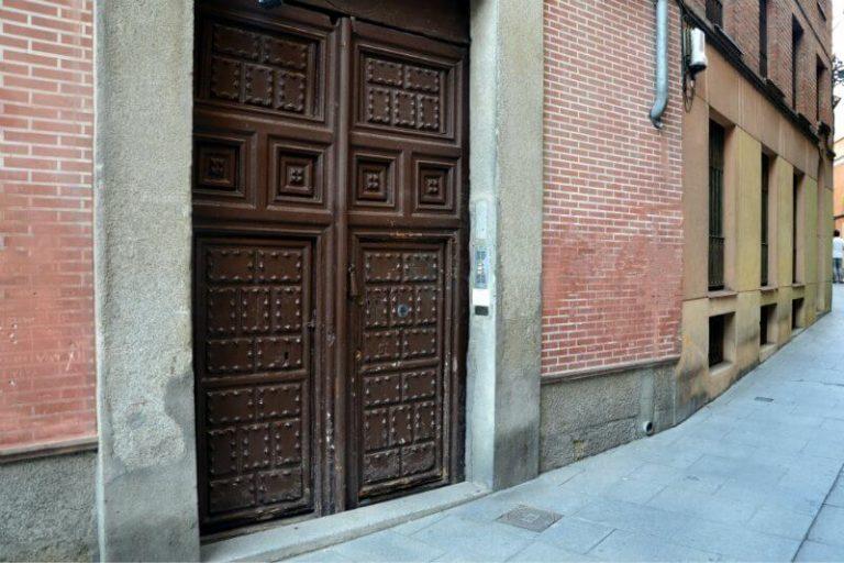 Carboneras Convent in Madrid