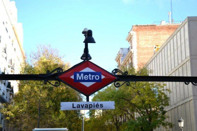 Lavapies neighbourhood
