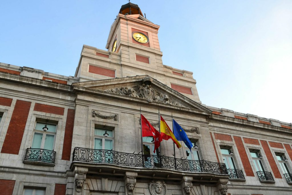 Private Car Tour in Madrid