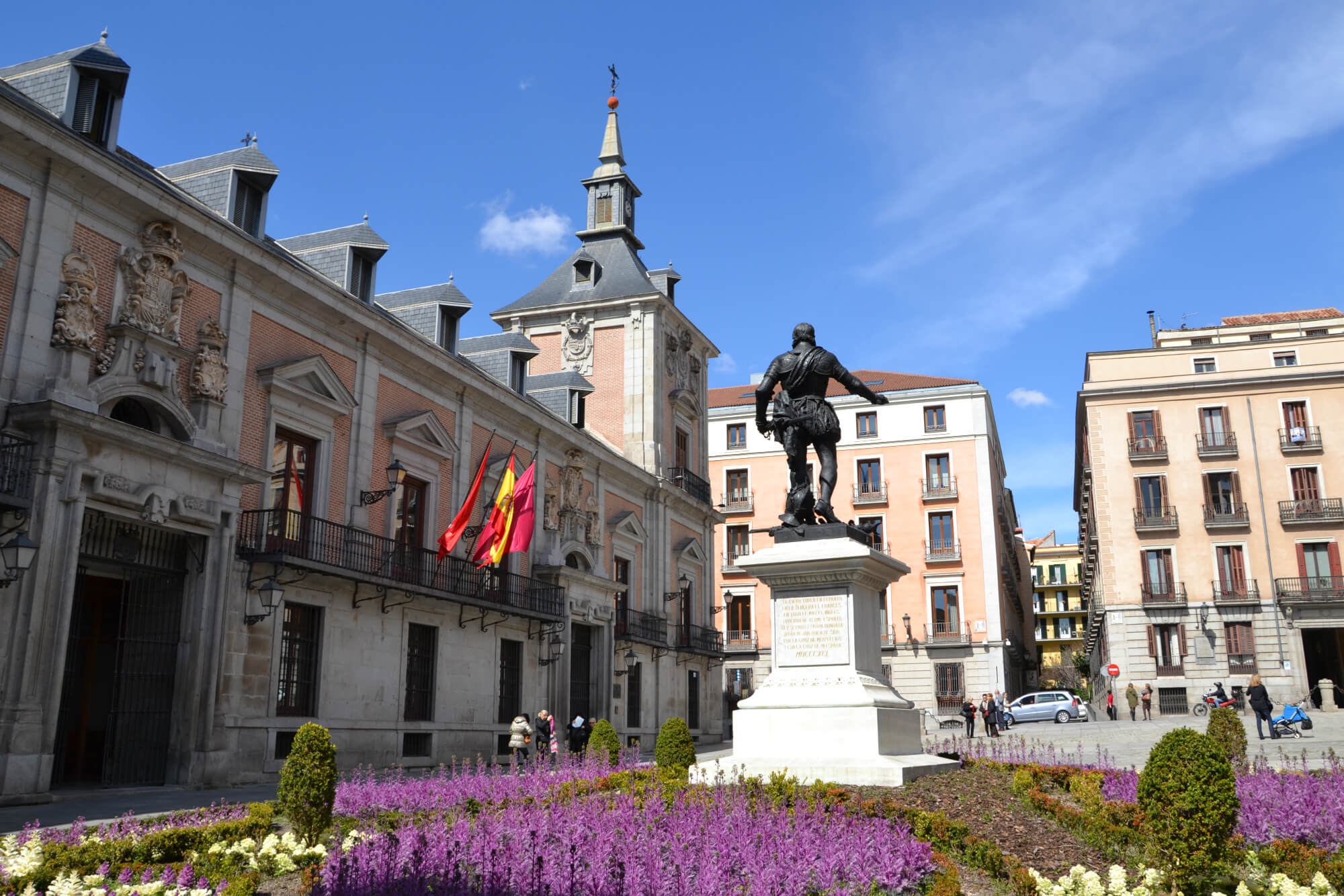Madrid Private Car Tour