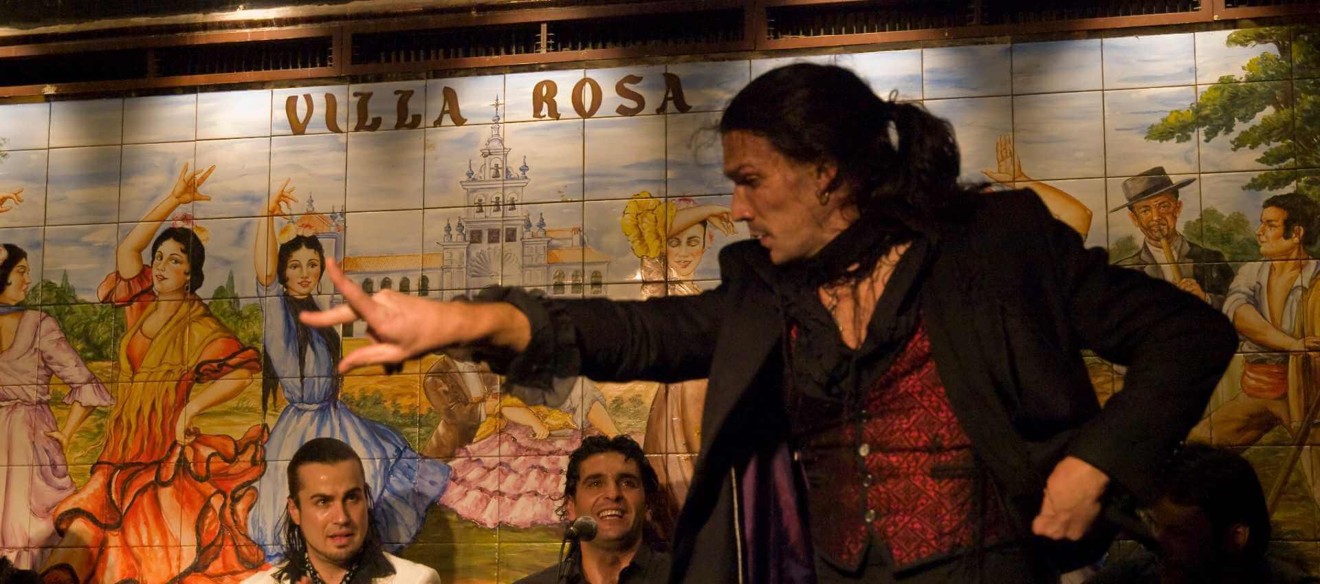 Book Flamenco in Madrid