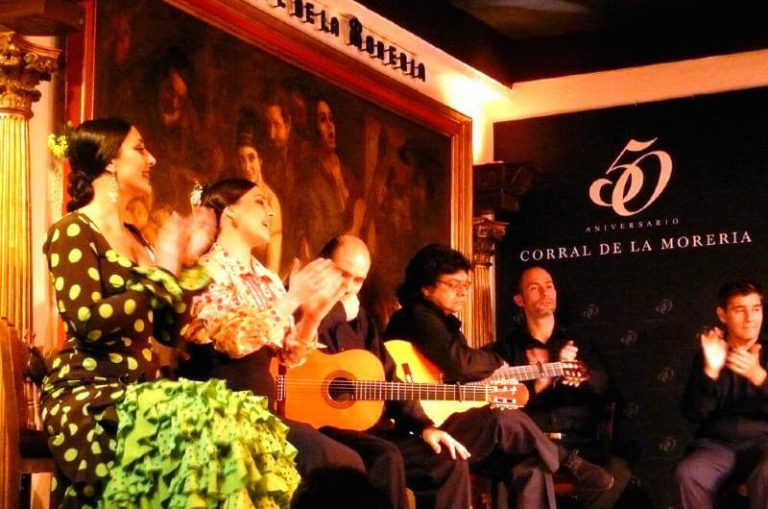 Corral de la Moreria Flamenco Madrid