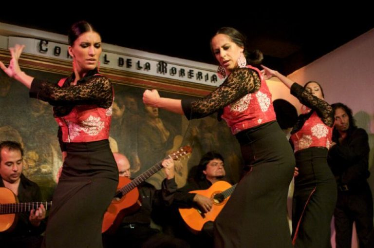 Flamenco Corral de la Moreria in Madrid