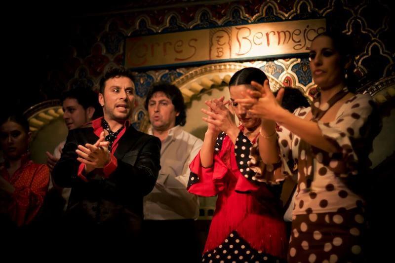 Torres Bermejas Flamenco Show