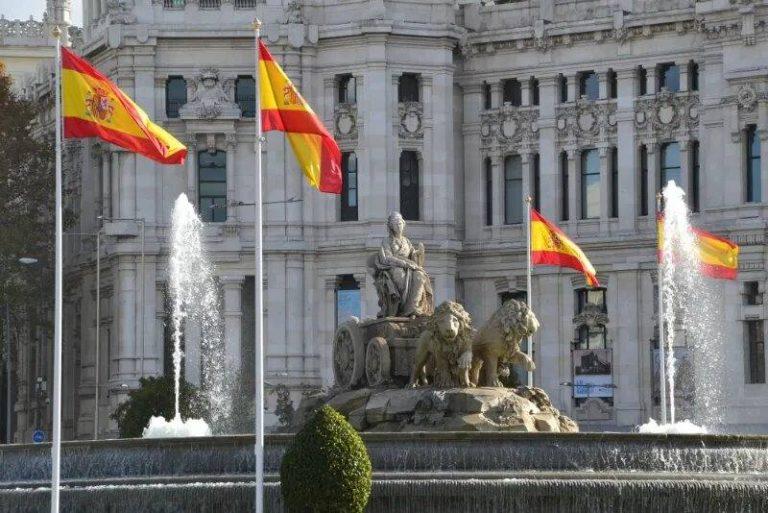 Paseo del Prado Walking Tour
