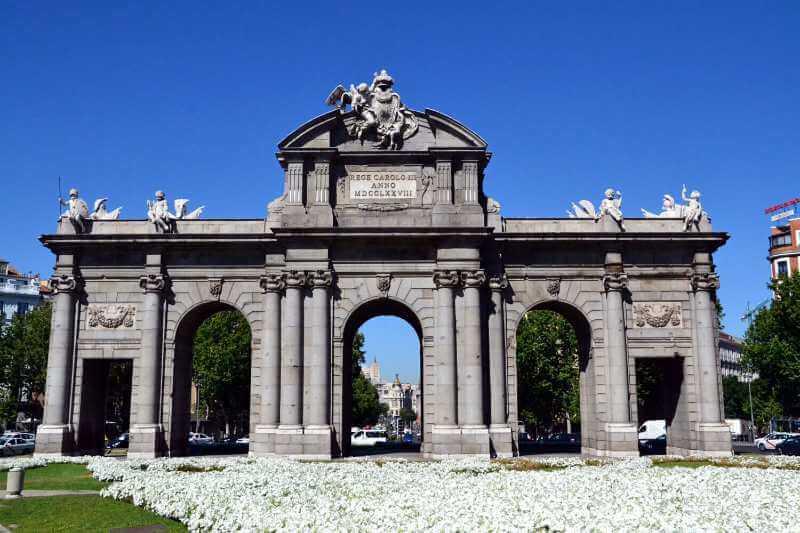 Madrid Private Car Tour