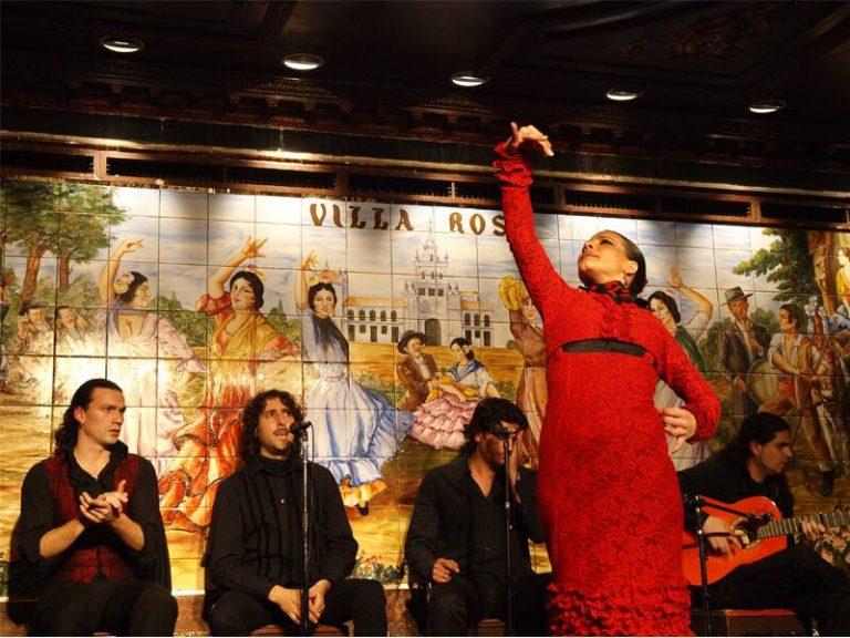 Villa Rosa Flamenco Show