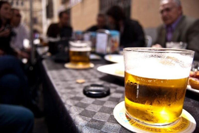 Gluten free guide to Madrid: beers